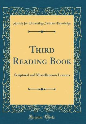 Third Reading Book by Society for Promoting Christi Knowledge