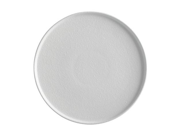Maxwell & Williams: Caviar High Rim Plate (White)