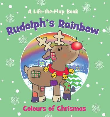 Christmas Mini Lift the Flap Rudolph's Rainbow