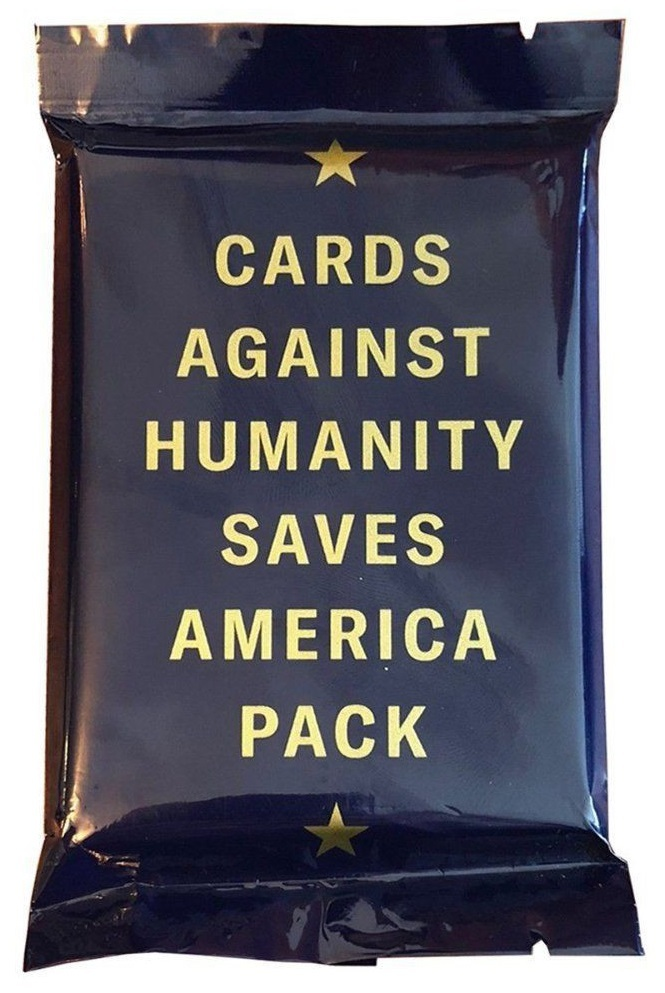 Cards Against Humanity - Save America Pack image