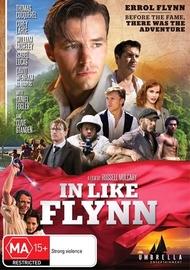 In Like Flynn on DVD