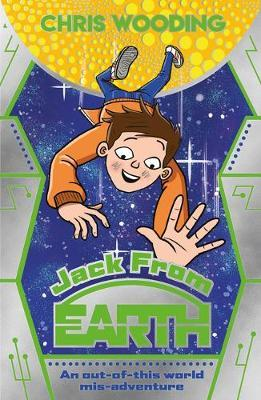 Jack from Earth by Chris Wooding
