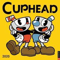 Cuphead 2020 Square Wall Calendar by Studio Mdhr