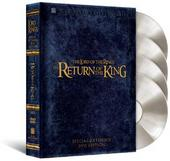 Lord of the Rings, The: The Return of the King Extended Edition on DVD