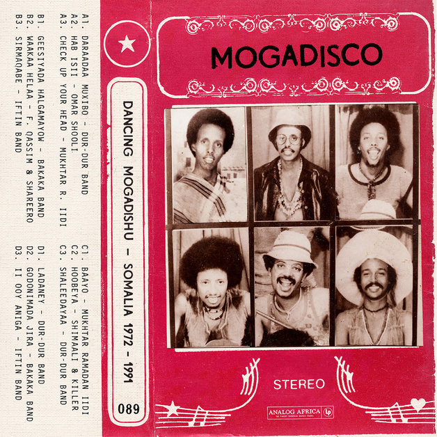 Mogadisco - Dancing Mogadishu (Somalia 1972 - 1991) by Various Artists