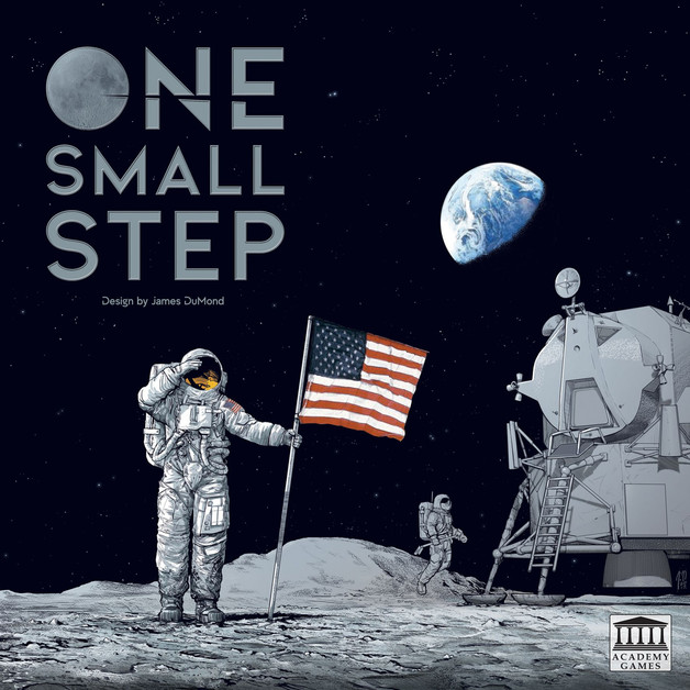 One Small Step - Board Game