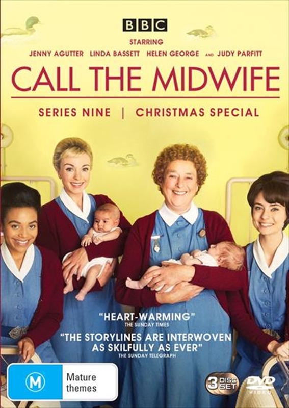 Call the Midwife: Series Nine on DVD