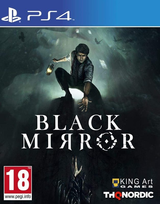 Black Mirror for PS4