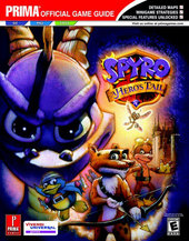 Spyro: A Hero's Tail - Prima Official Guide for PlayStation 2
