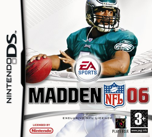 Madden NFL 06 for Nintendo DS image