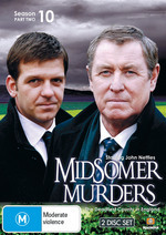 Midsomer Murders - Season 10: Part 2 (2 Disc Box Set) on DVD