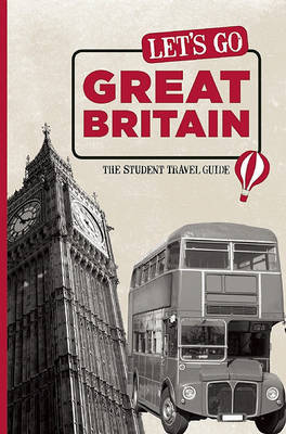 Let's Go Great Britain: The Student Travel Guide by Harvard Student Agencies, Inc. image