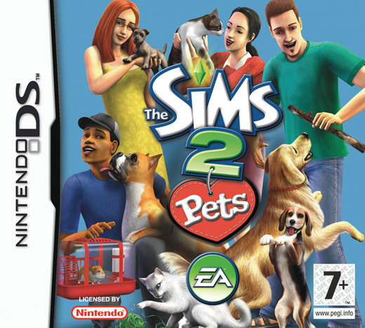 The Sims 2: Pets for Nintendo DS