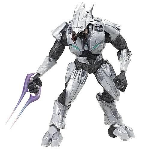 Halo 3 Series 6 Elite Ship Master Action Figure