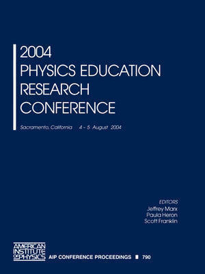 Physics Education Research Conference