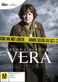 Vera: Series 1-6 Collection DVD