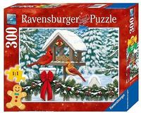 Ravensburger: 300pce Puzzles - Cardinals at Christmas