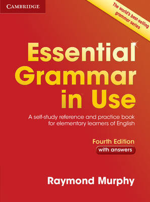 Essential Grammar in Use with Answers by Raymond Murphy image