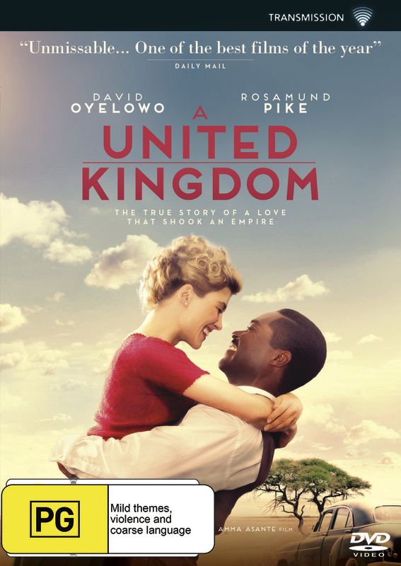 A United Kingdom on DVD