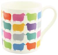 Kiwi Print Studio Mug (Kaleidoscope Sheep)