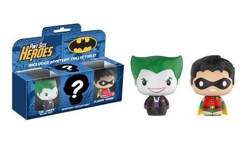 Batman: Pint Size Heroes - Mini-Figure 3-Pack #1
