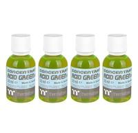 Thermaltake: Premium Contentrate Coolant - Acid Green (UV) (50ml) 4 Pack image