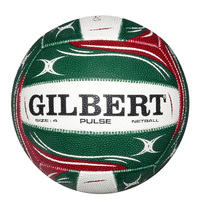 Gilbert Future Ferns Pulse Netball (Size 4)