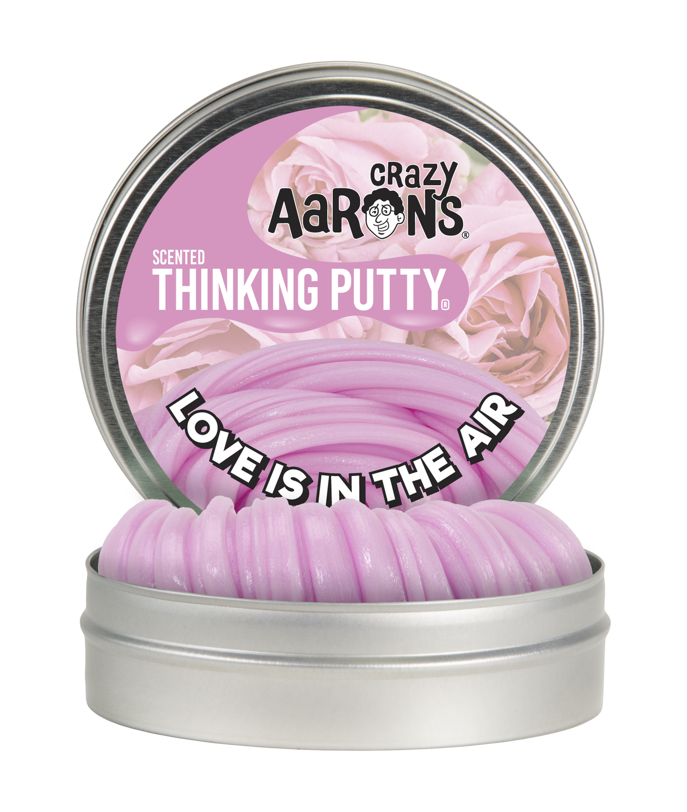 Crazy Aarons: Thinking Putty - Love is in the Air image