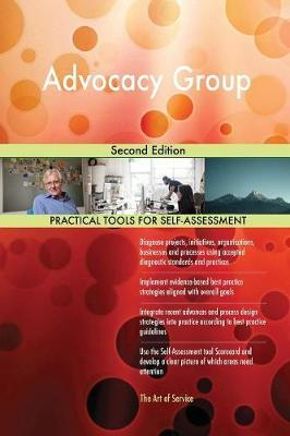 Advocacy Group Second Edition by Gerardus Blokdyk image