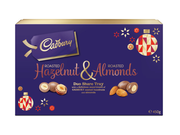 Cadbury Roasted Hazelnut & Almonds (450g)