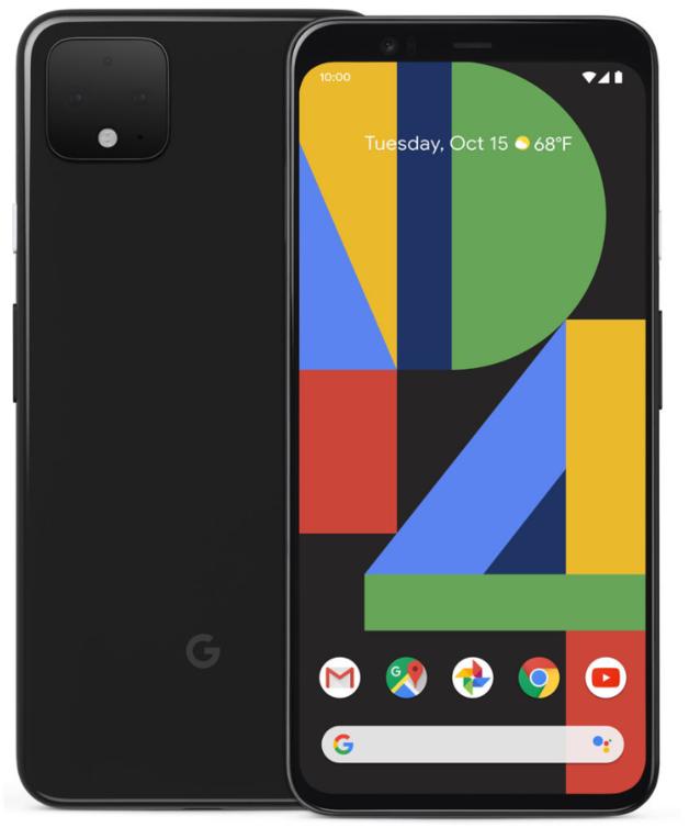 Google Smartphone Pixel 4 - 64GB (Black)
