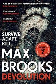 Devolution by Max Brooks image