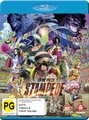 One Piece: Stampede on Blu-ray