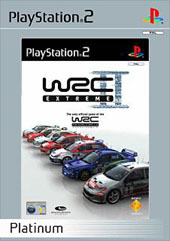 WRC II Extreme for PlayStation 2
