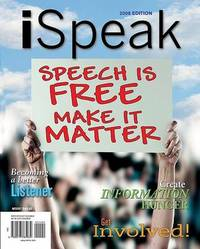 Ispeak by Paul E Nelson image