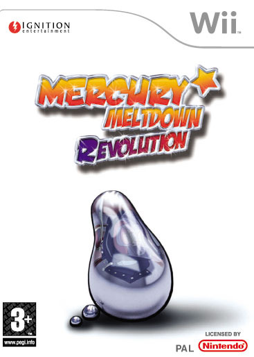 Mercury Meltdown Revolution for Nintendo Wii