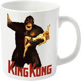 Plan 9 - Retro King Kong Mug