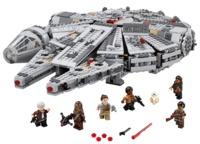 LEGO Star Wars: Millennium Falcon (75105) image