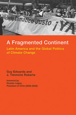 A Fragmented Continent by Guy Edwards image