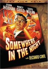 Somewhere In The Night on DVD