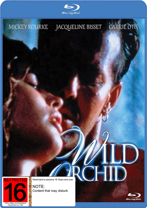 Wild Orchid - Special Edition on Blu-ray
