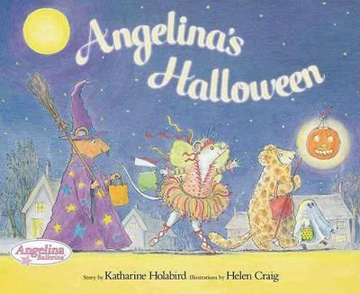 Angelina's Halloween by Katharine Holabird image