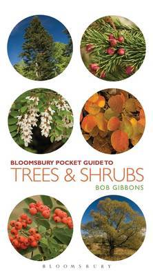 Pocket Guide to Trees and Shrubs by Bob Gibbons