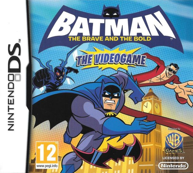 Batman: The Brave and the Bold the Videogame for DS