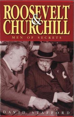 Roosevelt And Churchill by David Stafford image