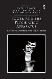 Power and the Psychiatric Apparatus by Dave Holmes image
