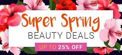 Super Spring Beauty Deals!