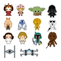 Loungefly: Star Wars - Chibi Patches (Assorted)