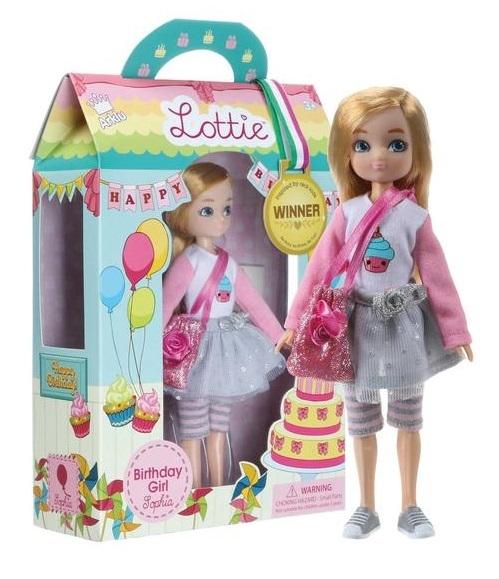 Lottie: Birthday Girl - Fashion Doll