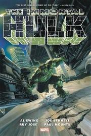 Immortal Hulk Vol. 1 by Al Ewing